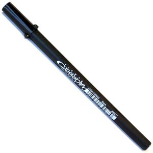 Picture of Black Caligraphy Pen